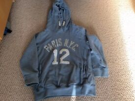 Girls 10 year Next Hoody, excellent great condition from a pet and smoke free home