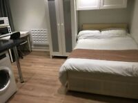 self-contained studio flat to let @ E10 7DY all bills inclusive Leytom/Walthamstow available now !!