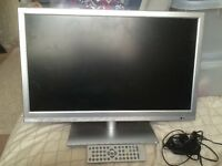 Alba 22inch tv built in DVD player