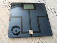 Body Fat Analyser Smart Scales Bluetooth Bathroom Scales