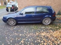 Golf mk4 gti 1.8t breaking for spares