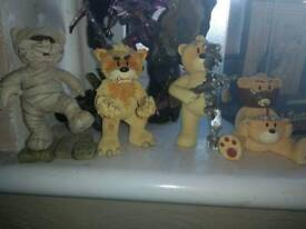 Collection of bad taste bears