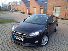 FORD FOCUS 2012 DIESEL MK3. ONLY 74 K MILES. SUPERB DRIVE. EXCELLENT CONDITION. CHEAPEST IN UK