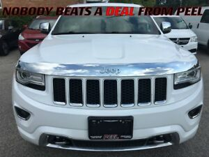 2015 Jeep Grand Cherokee Overland**QUADRA-LIFT**PANO ROOF**