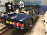 Tvr s2 unfinished project series 2 with private plate