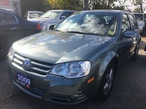 2009 Volkswagen City Golf All Power | 5 Speed Manual