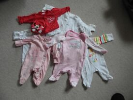 Baby Sleepsuits/Vests