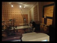 I give drums, congas, cajon & electric and acoustic guitar classes. I record and produce music songs