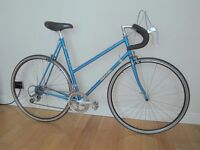 Special RIVA Lady (Columbus) vintage bike in excellent condition