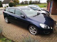 2012 VOLVO V60 D3 2.0L Diesel SE LUX Premium Sat Nav
