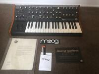 Moog Sub 37 Tribute Edition synth