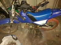 2 bikes spares or repair