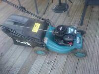 Makita PLM4101 4 Stroke Petrol Lawn Mower 3.5HP
