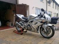 suzuki sv1000 may px try me( Honda CBR600 Fireblade 1200 Bandit Yamaha r6 gsxr)