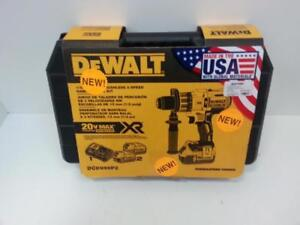 Dewalt Cordless Hammer Drill. We Buy And Sell Used Tools! (#50859) JY721477