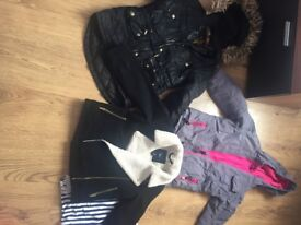 Girls clothes size 5-6-7y