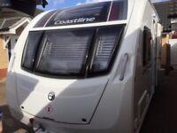Swift Coastline 564SE (2012) Caravan For Sale