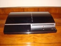 **** Sony PlayStation 3 Console – 40 GB Hard Drive Capacity - for parts****