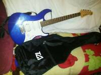 Yamaha pacifica right handed electric guitar