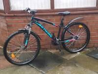 Btwin Rockrider Mountain Bike