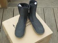 Mens sailing boots ( size 11) Decathlon