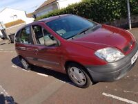 Renault scenic 12 months mot great condition inside and out