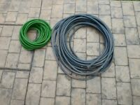 2hose pipes....