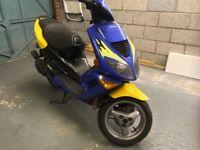 Bargain Peugeot Speedfight 50cc