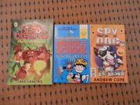 3 brand new childrens reading books