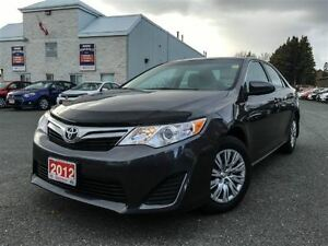 2012 Toyota Camry DEALER SERVICED!!!