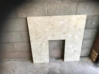 Marble Back Panel