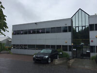 Office Space - 2 Rooms - Utility Services Included - Car Parking Space - Dundee - West End