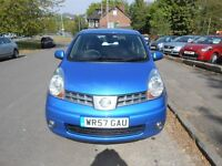 Nissan Note acento DCI Nice car and drives very nice and cheap to run comes with 12 Months M-O-T