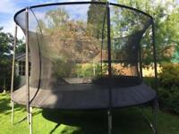 TP Genius Round Trampoline -12 feet diameter SOLD