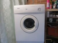 Tumbledryer, Hotpoint Vented Tumble dryer with outlet hose