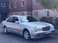 Left hand drive Mercedes E320 CDi..Spanish reg LHD..Auto..diesel