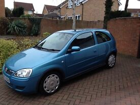 vauxhall corsa 1.2 petrol for spares/repairs