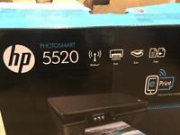 HP photosmart 5520 AIO printer