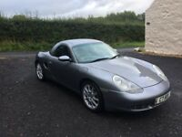Porsche Boxster S, Possible Swap or P/X