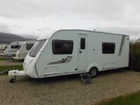 2010 Swift Iona Touring Caravan