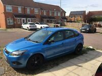 ford focus zetec 5 door petrol LOW MILES FIRST TO SEE WILL BUY very good condition