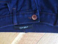 Ladies genuine j brand jeans