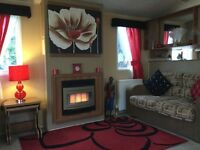 Caravan to let seton sands central heating double glazing close to all amenities sleeps 8