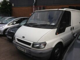 2003 FORD TRANSIT 280S PANEL VAN 2.0 TDI D3FA BREAKING FOR SPARES AND PARTS