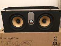 Bowers and Wilkins HTM62 centre speaker