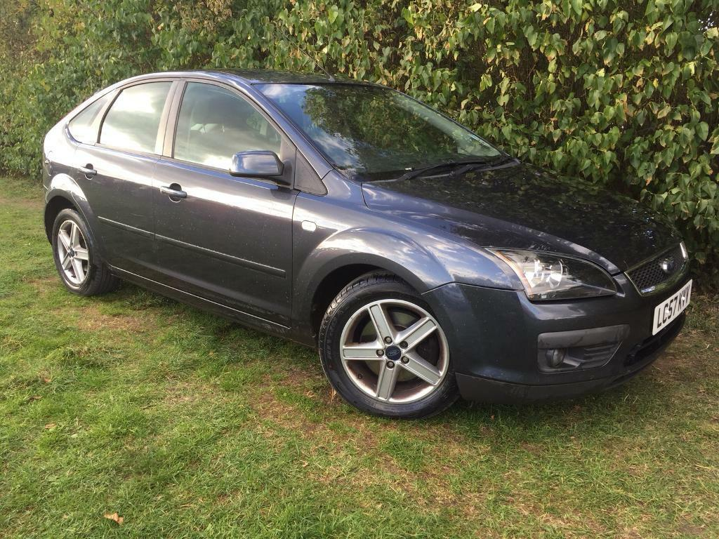 DIESEL - 2008 FOCUS - 1 YEARS MOT - 55 MPG - SUPERB DRIVE - BARGAIN