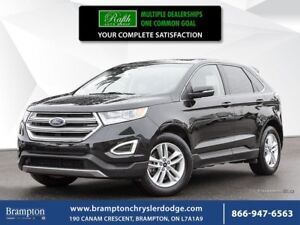 Ford Edge Sel Awd Trade In