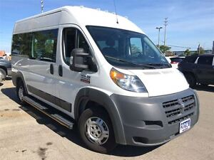 2014 Ram Promaster High Roof**10 Passenger seating**