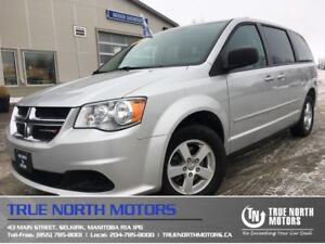 2012 Dodge Grand Caravan SXT Rear Air/Heat Stow N Go