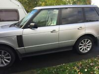 Range Rover Vogue 3.0 TDI Year 2004